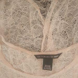 Victoria Secret Lace Top